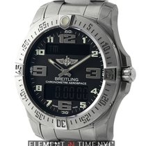 Breitling Aerospace Evo Titanium 43mm Black Dial  Ref. E79363