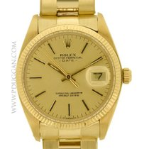Rolex vintage 1978 14k yellow gold Date