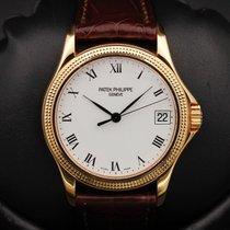 Patek Philippe - Calatrava - 5117R - Rose Gold - White Dial -...