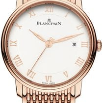 Blancpain Villeret Ultra Slim Automatic 40mm 6651-3642-mmb