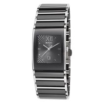 雷达 (Rado) Men's R20784172 Integral Quartz Watch