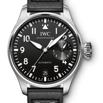 IWC Big Pilot's Automatic Black Dial