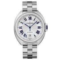 Cartier Cle Quartz Mens Watch Ref WJCL0008