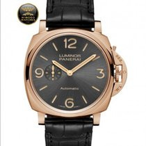Panerai - LUMINOR DUE 3 DAYS AUTOMATIC ORO ROSSO - 45 MM