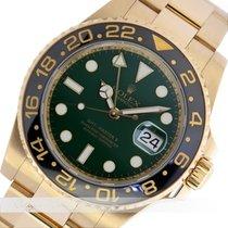 Rolex GMT-Master 2 Gelbgold 116718LN