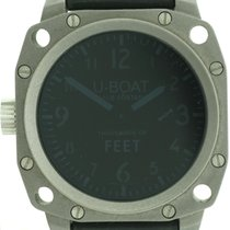 U-Boat Thousends of Feet XXL Uhr  Ø 50mm