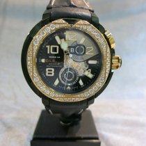 Clerc TI Large Date GOLD