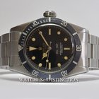 Rolex Rare 1958 Oyster Perpetual Submariner. Model No 6538