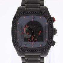 David Yurman Belmont Shadow Chronograph Automatic with black...