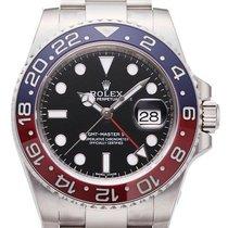 Rolex GMT-Master II 750 Weißgold PEPSI 116719BLRO LC100