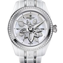 Perrelet Diamond Flower Ceramic