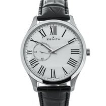 Zenith Elite Heritage Ultra Thin 40 Small Second