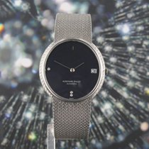 Audemars Piguet Oval Calendar Integral Bracelet