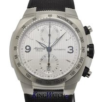 Alpina Avalanche Chronograph Automatic Watch AL-700 W Valjoux