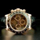 Rolex Daytona pelle oro rosa
