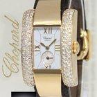 Chopard La Strada 18k Yellow Gold Diamond 23mm Ladies Watch...