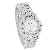 Chopard Happy Sport Snowflake Floating Diamonds Watch 27/8949