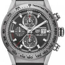 TAG Heuer Carrera Caliber Heuer 01 43mm car208z.ft6046
