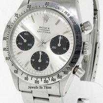 Rolex Daytona Paul Newman Steel Chronograph Rare Vintage Mens...