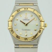 Omega Constellation My Choise Quartz Steel-18k Gold Lady 13717100