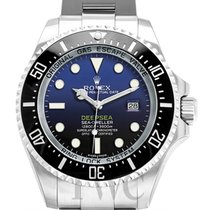 勞力士 (Rolex) Deep Sea Black-blue/Steel Ø44 mm - 116660