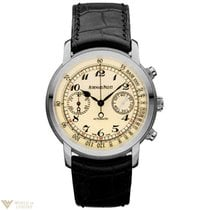 Audemars Piguet Jules Chronograph 18k White Gold Men's Watch