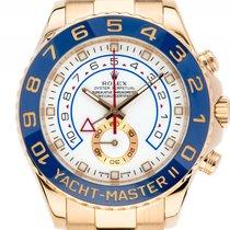 Rolex Yacht-Master II 18kt Gelbgold Automatik Chronograph 44mm...