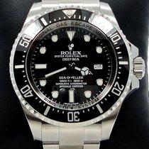 Rolex Sea-dweller Deepsea 116660 Steel Diver Watch Ceramic Bezel