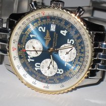 百年靈 (Breitling) Navitimer Chronograph Automatic 18K Gold