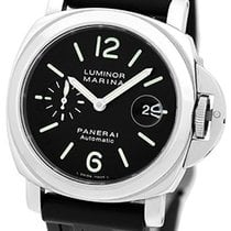 "Panerai Gent's Stainless Steel 44mm  ""Luminor Marina&#..."