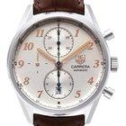 TAG Heuer Carrera Calibre 16 Heritage Chronograph CAS21...