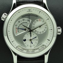 Jaeger-LeCoultre Master Geographic, Stainless Steel, REF....