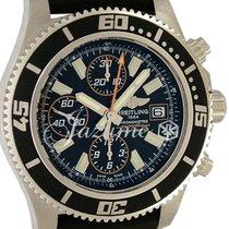 Breitling A1334102 BA84 200S A20DSA.2 SUPEROCEAN CHRONOGRAPH...