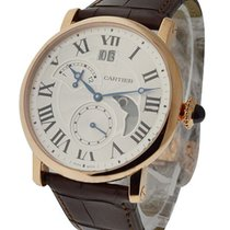 Cartier Rotonde de Cartier with Moon Phase, Big Date, and...