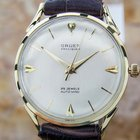 Gruen Rare Solid Gold Swiss Made Mens Automatic Vintage 1960s...