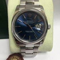 Rolex Datejust mit Box und Papieren LC 100