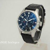 IWC Pilot Chronograph 3777