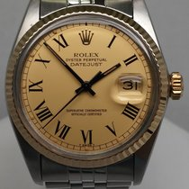 Rolex OYSTER PERPETUAL DATEJUST MODIFIED BRACELET 16013