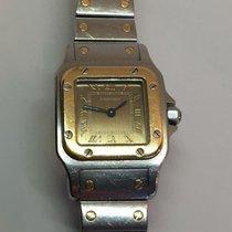 Cartier Santos ref. 1567 - women's watch