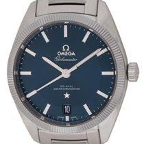 Omega - Globemaster : 130.30.39.21.03.001