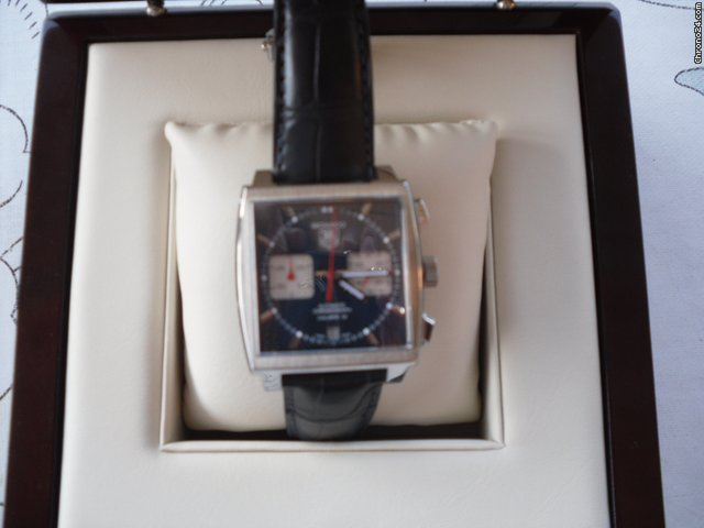 TAG Heuer monaco Steve McQueen