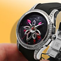 Perrelet Diamond Flower Stainless Steel / Diamonds 2038/C