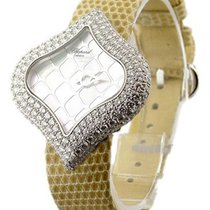 Chopard 13/9197-1001 Pushkin with Diamond Case in White Gold -...