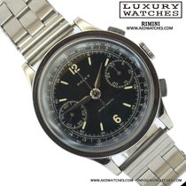 Rolex Chronograph 2508 Antimagnetic black dial 1937's