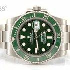 Rolex Submariner Date 116610LV grün HULK ungetragen Full Set...
