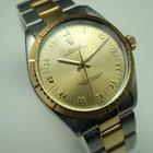 Rolex Zephyr style 18k & steel w/rare dial c.1986