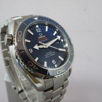 Omega Seamaster Planet Ocean Liquidmetal Titanium Co-Axial 45.5mm