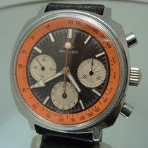 Movado Super Sub sea vintage chronograph zenith