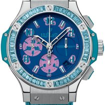 Hublot Big Bang Pop Art Steel Blue 341.SL.5199.LR.1907.POP14