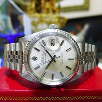 Rolex Oyster Perpetual Datejust Ref: 1603 Stainless Steel...